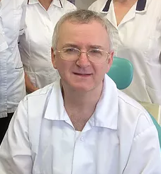 Mr. Ian Duthie - Dentist at Shirley Park Dental