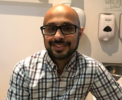 Dr. Furqan Ali – Dentist at Shirley Park Dental
